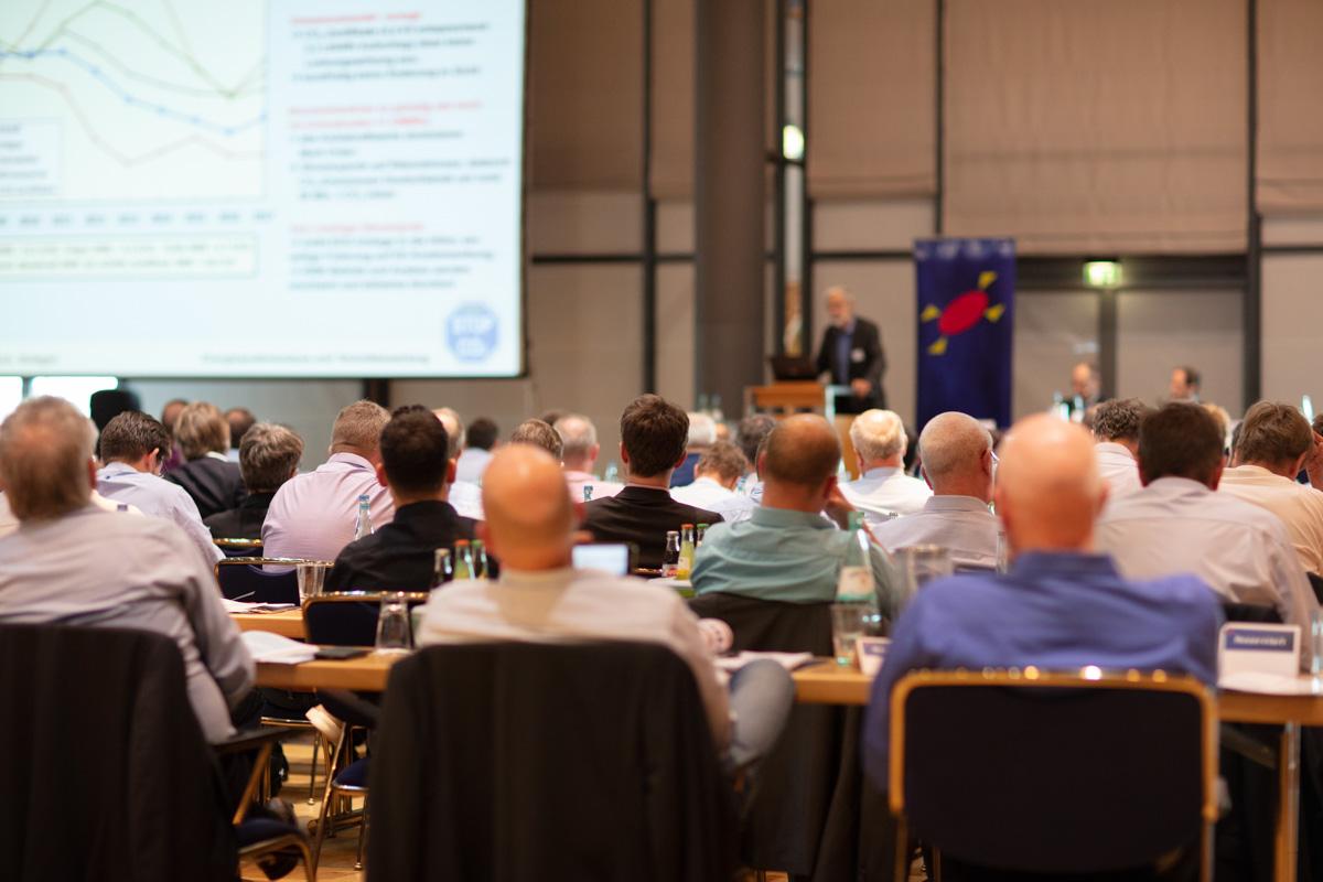 BHKW-Jahreskonferenz 2018 - Konferenz / Teilnehmer